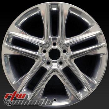 20 inch Ford Explorer OEM wheels 10060 part# FB5Z1007C, FB531007BA