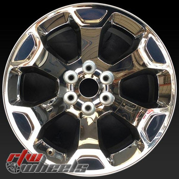 20 inch Dodge Ram 1500 OEM wheels 2680 part# 5YD56SZ0AA
