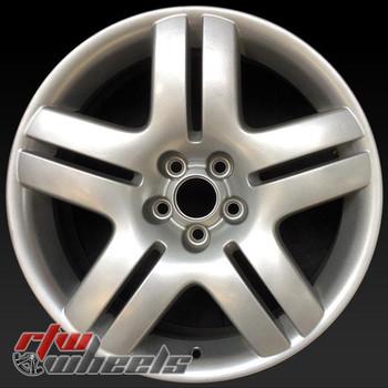17 inch Volkswagen VW Jetta OEM wheels 69751 part# 1J0601025ABZ31