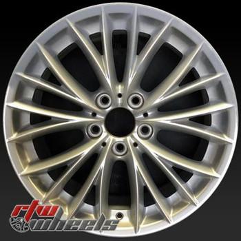 18 inch BMW 3 Series  OEM wheels 71457 part#  36116791485, 36116852286