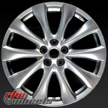 20 inch Mazda CX9 OEM wheels 64963 part# 9965067500
