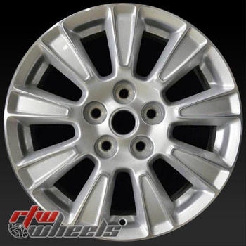 17 inch Buick Lacrosse OEM wheels 4106 part# 9597398