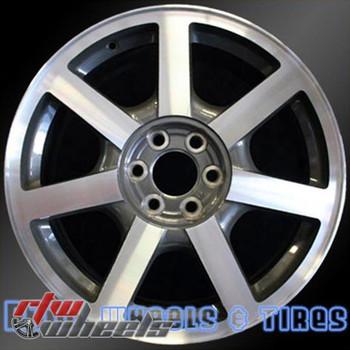 18 inch Cadillac SRX OEM wheels 4581 part# 9594718, 9594305