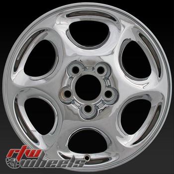 16 inch Oldsmobile Intrigue OEM wheels 6030 part# 9592585
