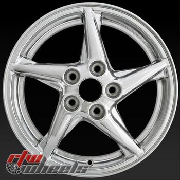 16 inch Pontiac Grand Prix OEM wheels 6535 part# 9593307