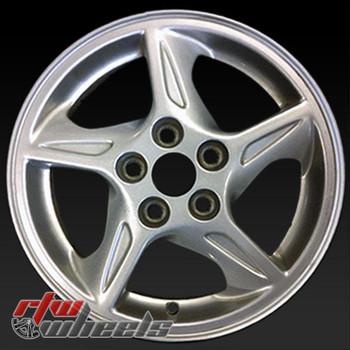 16 inch Pontiac Bonneville OEM wheels 6541 part# 9592933