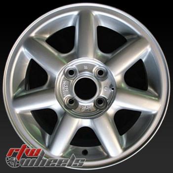 14 inch Saturn S Series OEM wheels 69707 part# 21010407