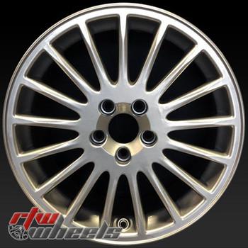 15 inch Volvo S70 OEM wheels 70190 part# 91405456, 9140545