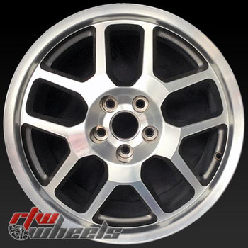 18 inch Ford Mustang  Shelby GT500 OEM wheels 3668 part# 7R3Z1007A,  7R3V1007AB, 7R3V1007AC