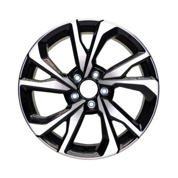 """18x8"""" Machined factory replacement wheel for Honda Civic replica 64108 64113"""