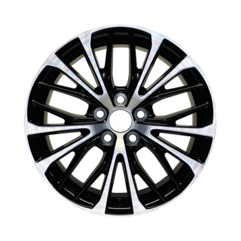 "18x8"" Machined factory replacement wheel for Toyota Camry replica 75221"