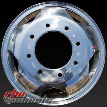 17 inch GMC Sierra 3500 OEM wheels 5958 part# 23467017