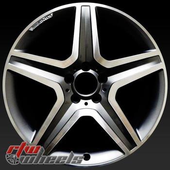 19 inch Mercedes GLA250 OEM wheels 85384 part# 1564010600