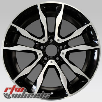 19 inch Mercedes GLA250 OEM wheels 85383 part# 1564010400