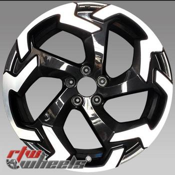 18 inch Subaru Crosstrek OEM wheels 96984 part# 28111FL340,ÿ28111AC380