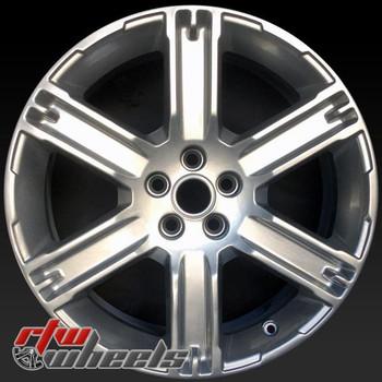 19 inch Land Rover Range Rover Evoque OEM wheels 72234 part# LR024424, LR050931