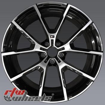 20 inch BMW 8 Series OEM wheels 86423 part# 36118072023