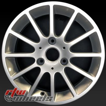 15 inch Smartcar For Two OEM wheels 85181 part# 4514010402CA4L