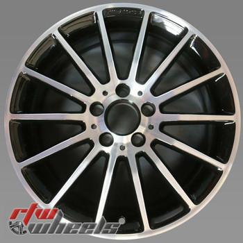 18 inch Mercedes CLA Class OEM wheels 85320 part# 1764010200