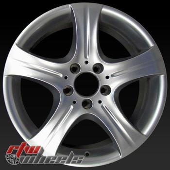 17 inch Mercedes E Class OEM wheels 85396 part# 2124015902