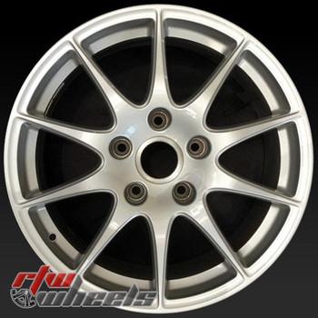 18 inch Porsche Panamera OEM wheels 67385 part# 97036213801