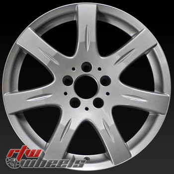 16 inch Mercedes E320 OEM wheels 85007 part# 2114017502