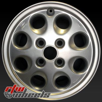 14 inch Ford Merkur  OEM wheels 1468 part# E7RY1007C