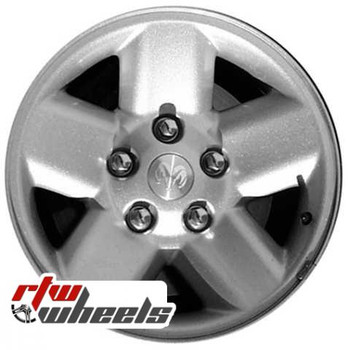 17 inch Dodge Pickup  OEM wheels 2165 part# 5GY24TRMAC, 5GY24TRMAA
