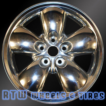 20 inch Dodge Ram 1500  OEM wheels 2167 part# 52113153AA