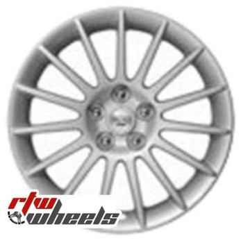 17 inch Chrysler 300M  OEM wheels 2169 part# OUW21TRMAA, OUW21TRMAB