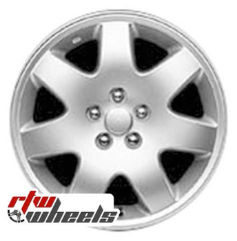 16 inch Chrysler PT Cruiser  OEM wheels 2201 part# OUPOOTRAB