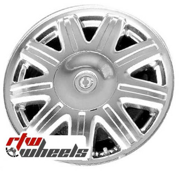 16 inch Chrysler Town and Country  OEM wheels 2211 part# WV25PAKAA