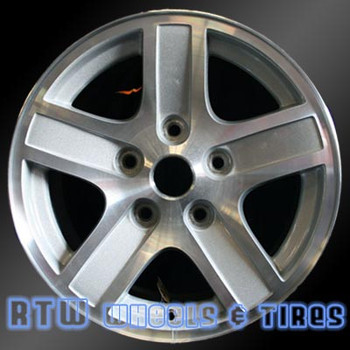 17 inch Dodge Durango  OEM wheels 2212 part# 5JF60TRMAC,