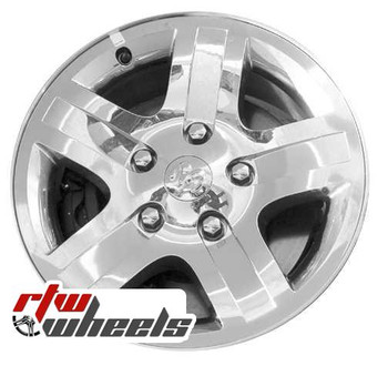 17 inch Dodge Durango  OEM wheels 2212 part# 5JF60TRMAA