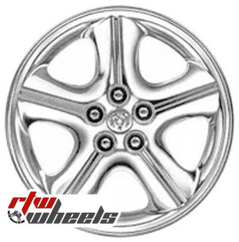 16 inch Dodge Stratus  OEM wheels 2226 part# 4766603A0, WX71TRMAD