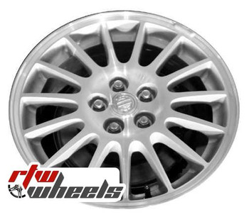 16 inch Chrysler Sebring  OEM wheels 2228 part# tbd