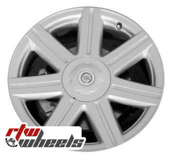 19 inch Chrysler Crossfire  OEM wheels 2230 part# A1934010102, 92230892