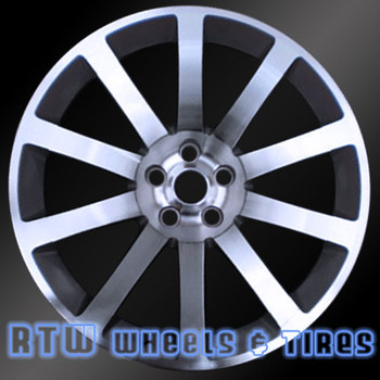 20 inch Chrysler 300  OEM wheels 2253 part# 5290991AA, 5290991AC