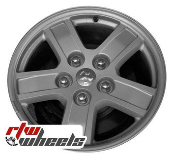 18 inch Dodge Durango  OEM wheels 2272 part# 1CM47TRMAA