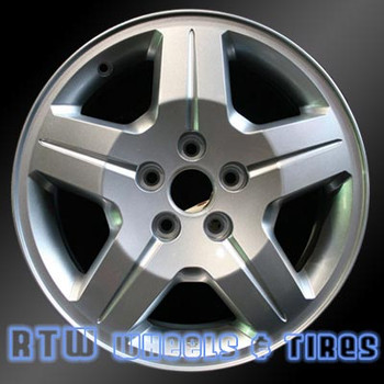17 inch Dodge Caliber  OEM wheels 2287 part# OYW387RMAA, 05191765AA, YW38PAKAB