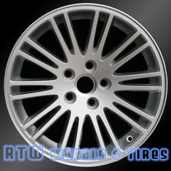 17 inch Chrysler 300  OEM wheels 2324 part# 1DV20TRMAA or 1DV20PAKAA