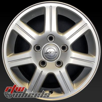 16 inch Chrysler Town and Country  OEM wheels 2330 part# OZX30TRMAA, OZX30TRMAC, OZX30TRMAD