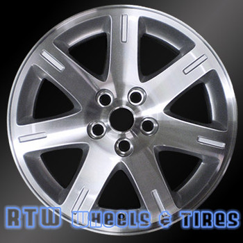 17 inch Chrysler 300  OEM wheels 2361 part# 1CG57TRMAA