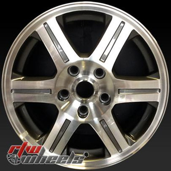 17 inch Chrysler Pacifica  OEM wheels 2376 part# 1CL77TRMAA, 1EH66TRMAA, 1CL7TRMAA