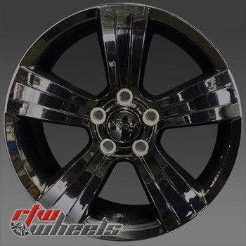 17 inch Jeep   OEM wheels 2380 part# 1AN34XZAAD 1JX81GSAAC 1JX82SZ0AB 1LT46CDMAC