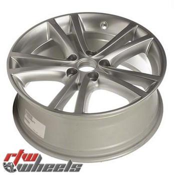18 inch Dodge Avenger  OEM wheels 2404 part# 1SP77TRMAB