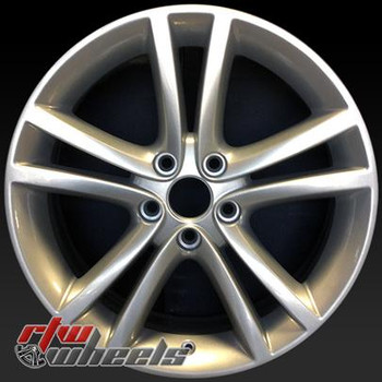 18 inch Dodge Avenger  OEM wheels 2404 part# 1SP77TRMAB