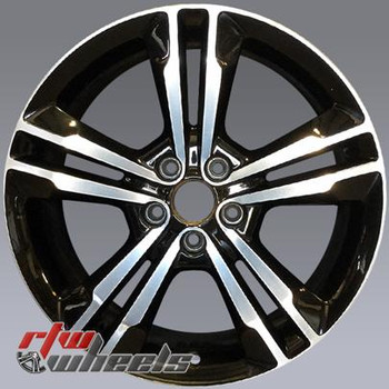 19 inch Dodge Charger  OEM wheels 2410 part# 1TD74GSAAA, 1TD74DX8AC