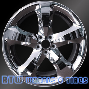 20 inch Dodge Challenger  OEM wheels 2424 part# 1NQ47SZ0AA