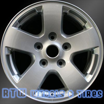 Dodge Ram 1500 wheels for sale 2009-2010 Silver 2430